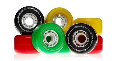 Freeline skates wheels