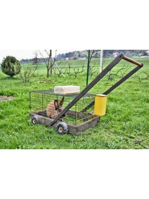 Eco friendly lawn mower