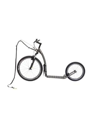 Footbike KOSTKA MUSHING FUN (G5) - wider handlebars